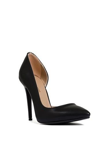 Sole Sisters Sole Sisters Polina Siyah Kadın Topuklu Ayakkabı Siyah